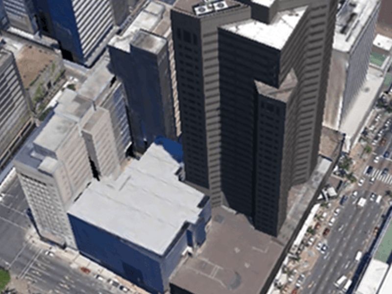 Office building with retail component valued for acquisition purposes (Durban CBD)