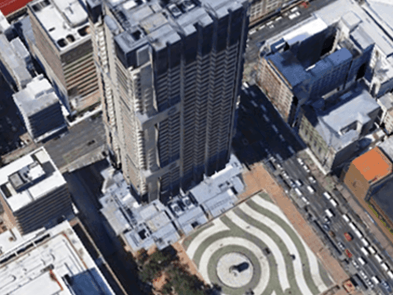 Office building valued for JSE listing purposes (Tshwane CBD)