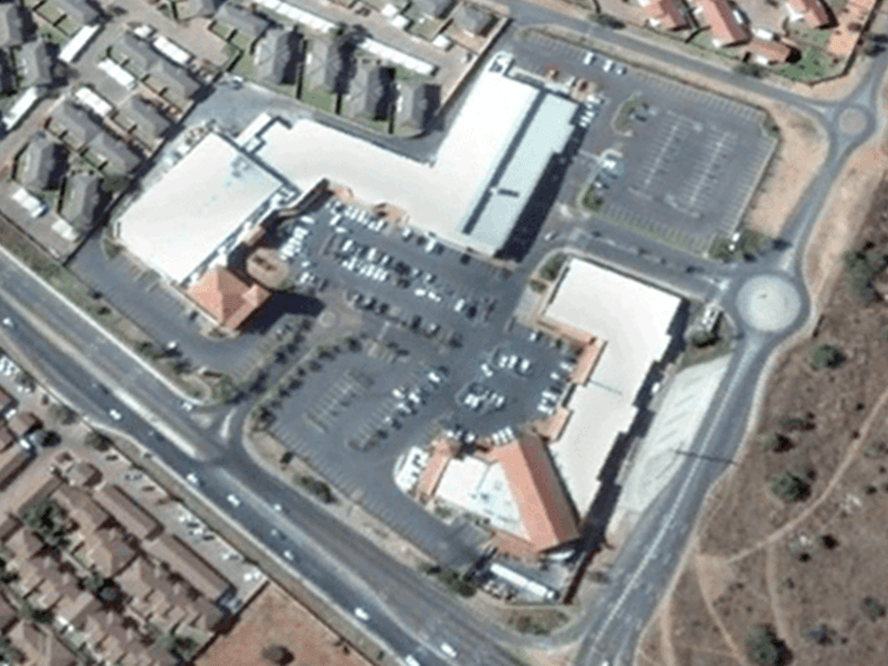 Shopping centre valued for acquisition purposes (Limpopo Province)