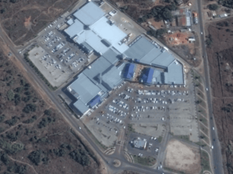 Shopping centre valued for acquisition purposes (North West Province)