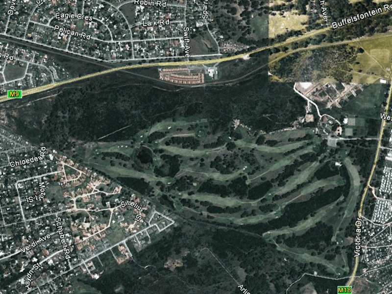 Golf course valued for client's attorney regarding proposed expropriation (Eastern Cape)