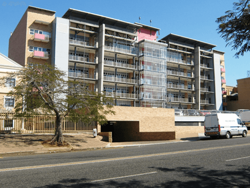 Technical due diligence of office building (Nelspruit)