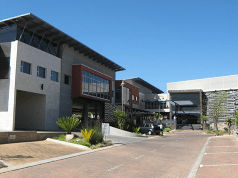 Technical due diligence of office building (Polokwane)